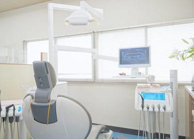 患者さま一人ひとりのお口のなかの状況によって説明やセルフケアを変えている治療