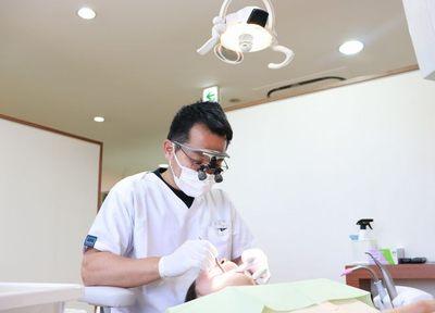 患者さまが自発的にお口の健康を守るため、意識を高めていただけるようサポートをしています