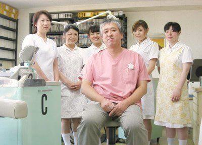 歯医者が怖い方、障がいをお持ちの方の診療も配慮しながら行っています