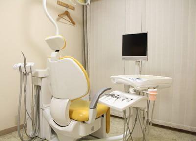 歯周病を再発させないように、なるべく1回の治療でお口の歯石改善するようにしています