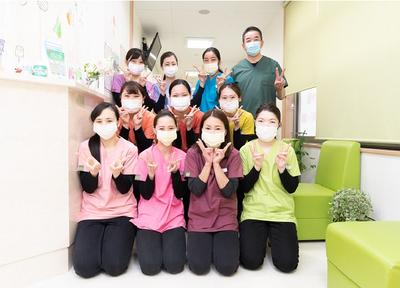 患者様の気持ちを大切にするからこそ、当院では担当歯科衛生士制を採用しています