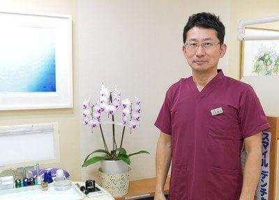 院長の山本です。患者様との出会いを大切に、最適な治療をお届けします。