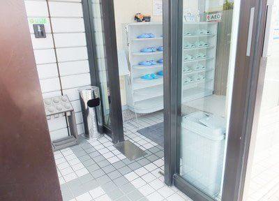 広神戸駅より車で6分、はやし歯科医院です。