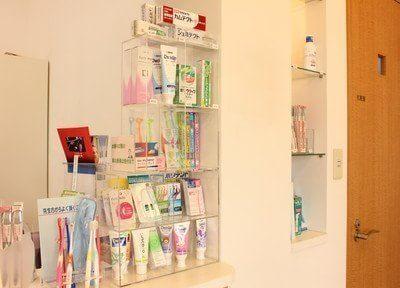 おすすめの歯科用品を豊富にご用意しています。