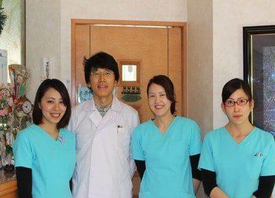 新浦安歯科医院のスタッフです。分からないことがあったら、些細なことでもご相談ください。
