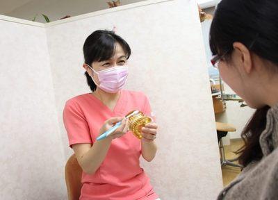 お口の中にいる細菌を検査することで、患者様の体質に合わせた虫歯・歯周病予防を行います