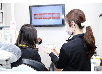 心斎橋セントラル歯科 ホワイトニング