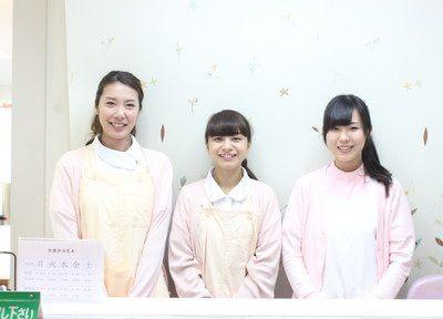 東アビコ歯科医院のスタッフです。明るい笑顔で皆様をお迎えいたします。