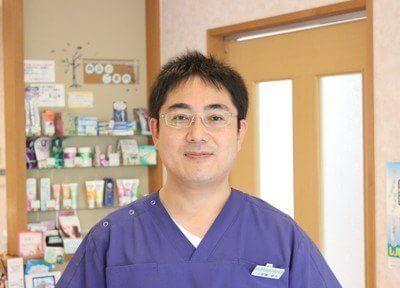院長の伊藤先生です。丁寧な診療相談を心掛けております。