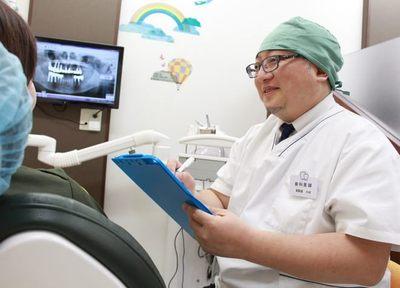 Q.患者さまに合う入れ歯を作るための取り組みは何ですか?
