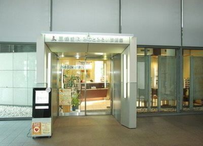 外観です。桜木町駅から徒歩5分、日石横浜ビル3Fにございます。