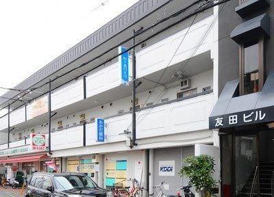 光善寺駅3番出口より徒歩3分のところにある、野口歯科医院です。
