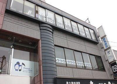 練馬駅南口より徒歩1分、練馬歯科医院です。