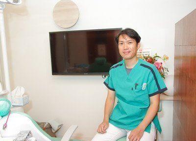 院長の田村です。患者様との出会いを大切に、誠心誠意お付き合いさせていただきます。