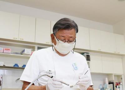 より良い予防のために、歯周病について理解いただくことを重視しています