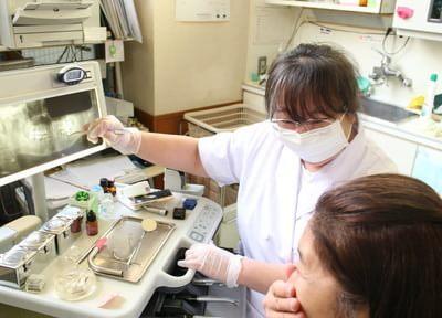 武蔵小金井駅から徒歩7分の位置にある山田医院歯科の外観です。