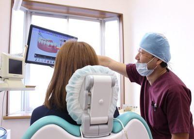 多くの患者様に来院していただける歯科医院を目指しています。
