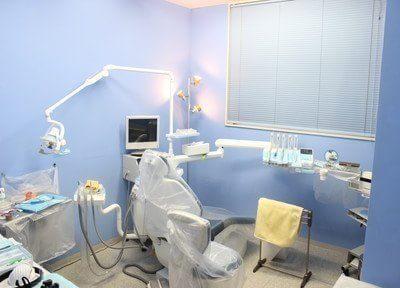 プライバシーに配慮し、診療室は個室となっています。