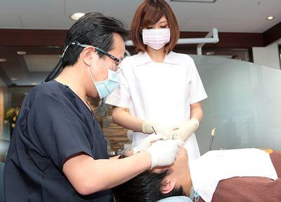チーム医療で丁寧な治療を目指す