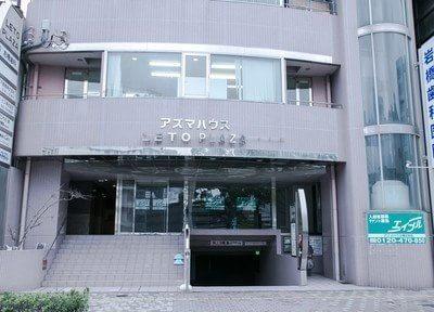外観です。和歌山駅より車5分の位置にございます。