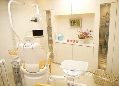 他の方を気にすることなく治療を受けることのできる個室診療室もご用意しております。
