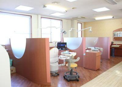 症状はすべて歯科医師がお聞きします