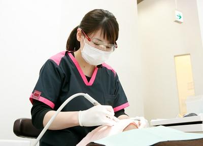 Q.虫歯の治療で心がけていることはありますか?