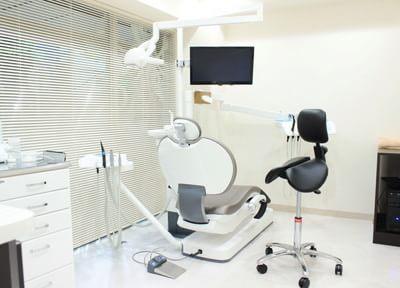 「通いやすい歯科医院」を目指して、医療空間にもこだわっています