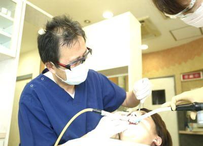 歯科医師は炎症を抑える「消防士」