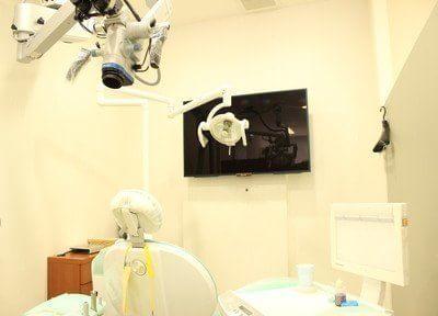 松延歯科医院の診療室です。