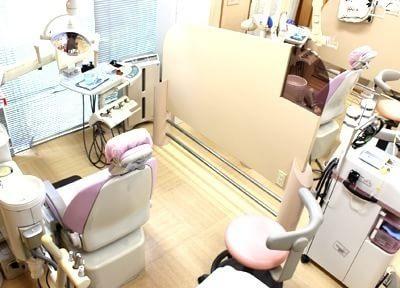 金属バネを使わない入れ歯にも対応しております