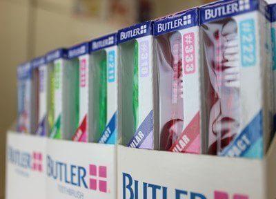 様々な歯科用ケア用品を取り揃えております。