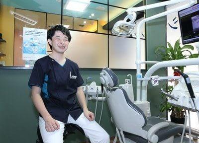 院長の藤田 温人です。患者様とのコミュニケーションを大切にしています。