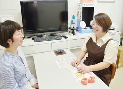 ご相談専門のスタッフが親身になって患者さまをサポートします