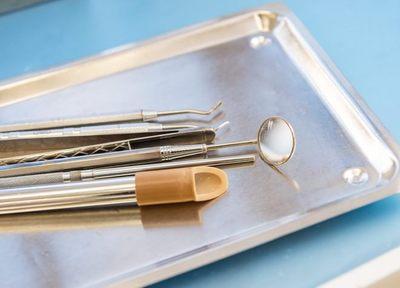 Q.歯を削る際に心がけていることはありますか?