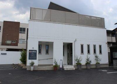 ヒロ歯科クリニックの外観です。田原町駅から徒歩10分のところにございます。