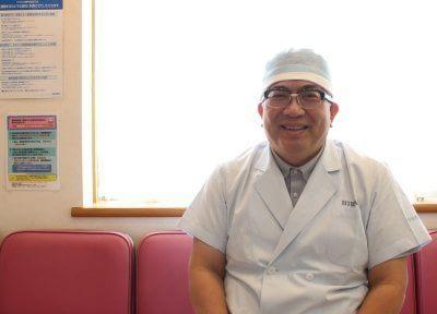院長の平田です。お口のお悩みがある方はまずはお気軽にご相談ください。