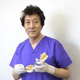 原田 康夫院長先生-西新井デンタルクリニック (東京都足立区西新井)