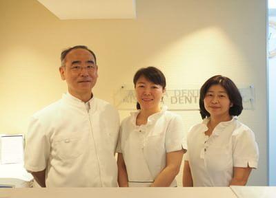 新富町駅(東京都)近辺の歯科・歯医者「あいさわ歯科医院」