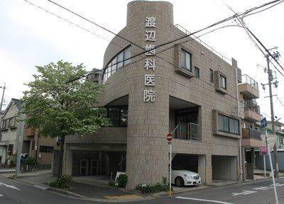 桜山駅近辺の歯科・歯医者「渡辺歯科医院」