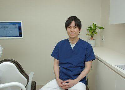 院長です。患者様に合わせた治療をご提案します。