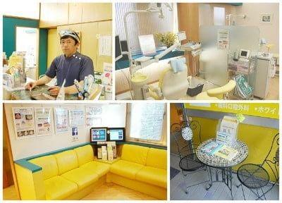 阿部歯科クリニックの医院写真