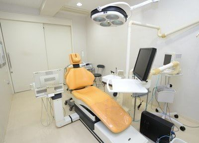 個室の診療室も完備し、患者様のプライバシーをしっかりとお守りします。