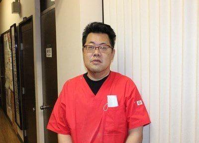 診療室にはモニターを完備していますので、画面を見ながら治療が受けられます。