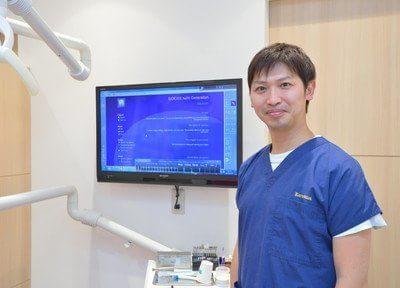 ワンズ歯科クリニックのドクターです。お気軽にご相談ください。