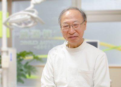 院長の杉田です。歯やお口のお悩みはお気軽にご相談ください。
