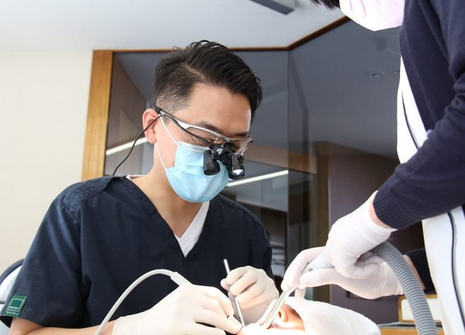 けやき歯科医院2