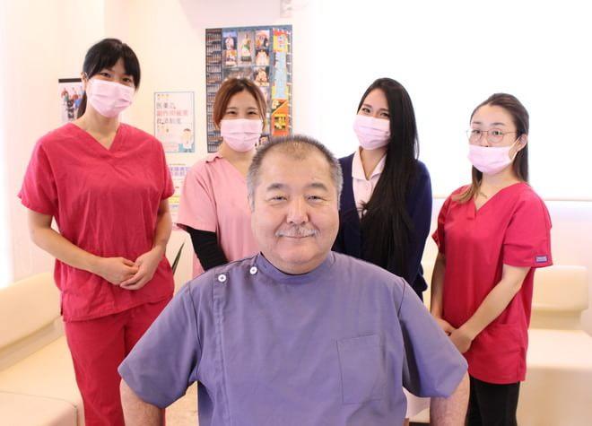 八潮駅近辺の歯科・歯医者「高橋歯科医院」