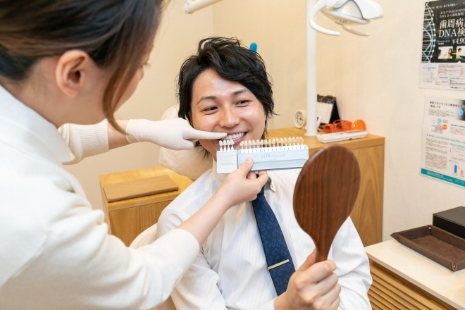 いまとみ歯科の画像