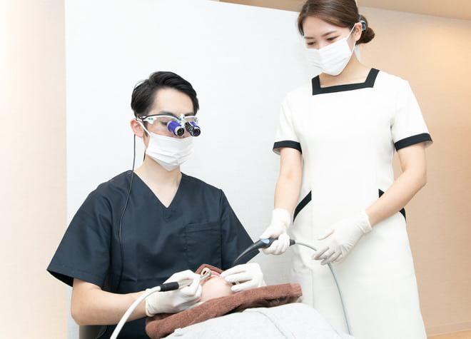 ミライト歯科クリニック初台(写真1)